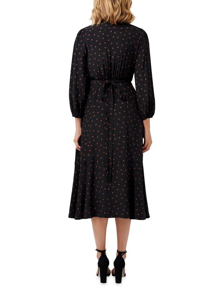 Mindy Wrap Dress image 4