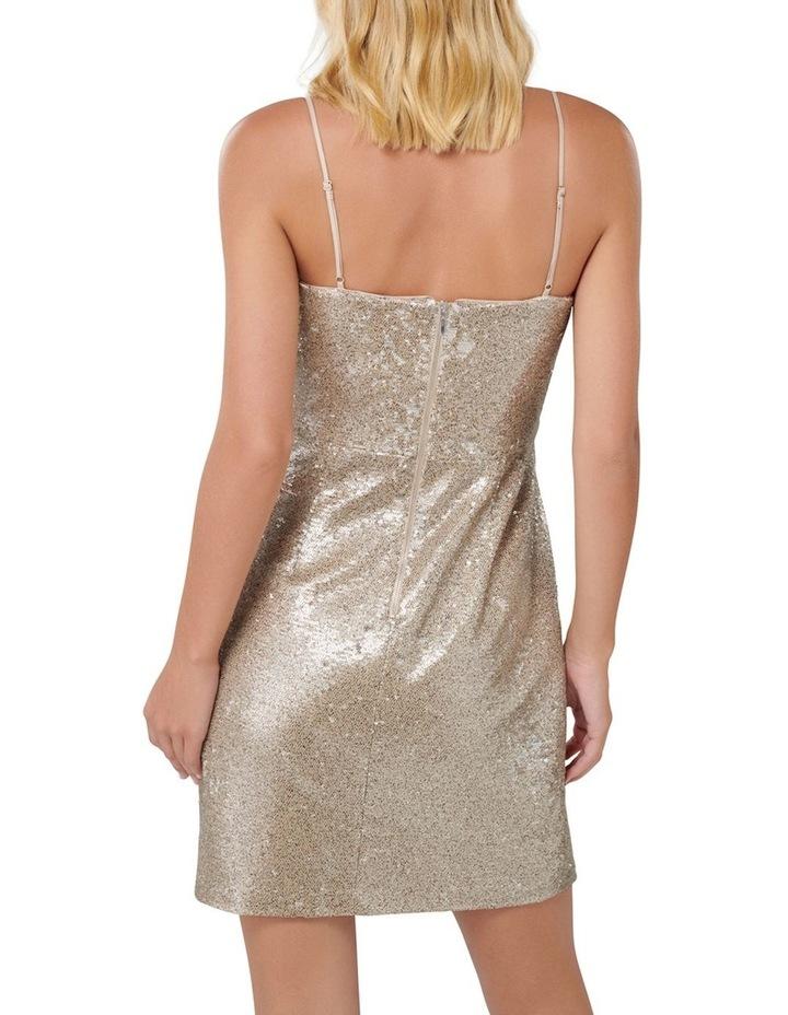 Coco Sequin Mini Dress image 4
