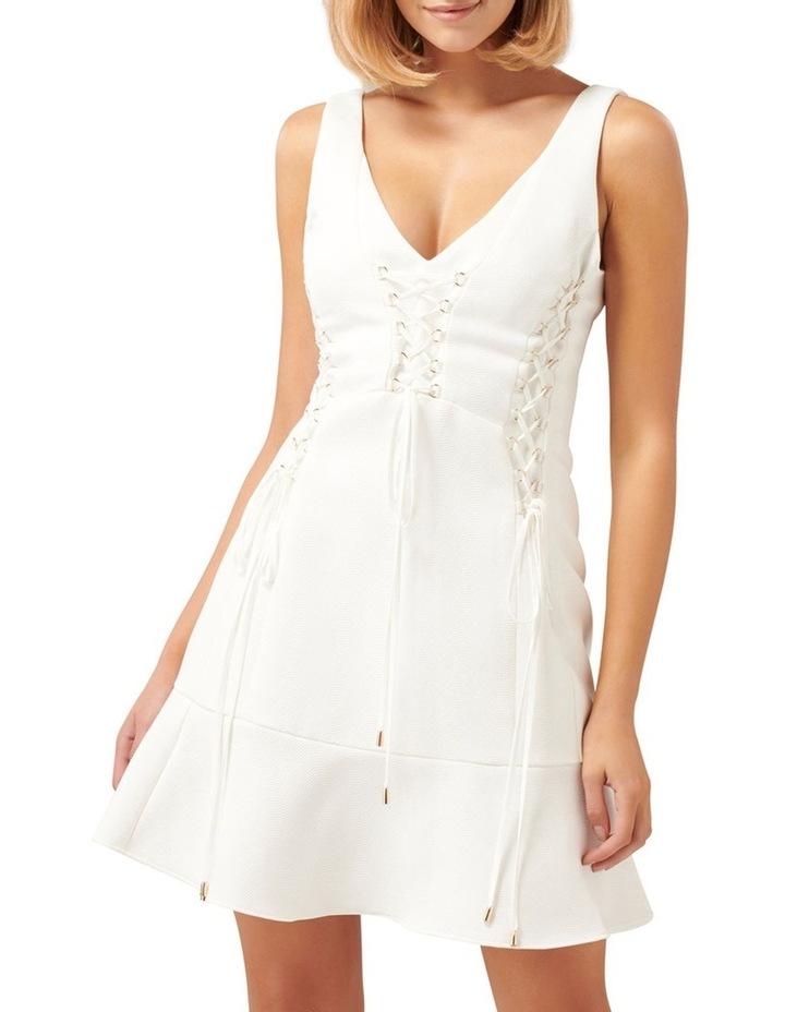 Isabel Lace Up Dress image 1