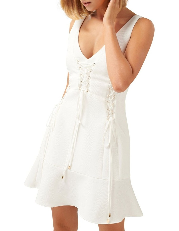 Isabel Lace Up Dress image 2