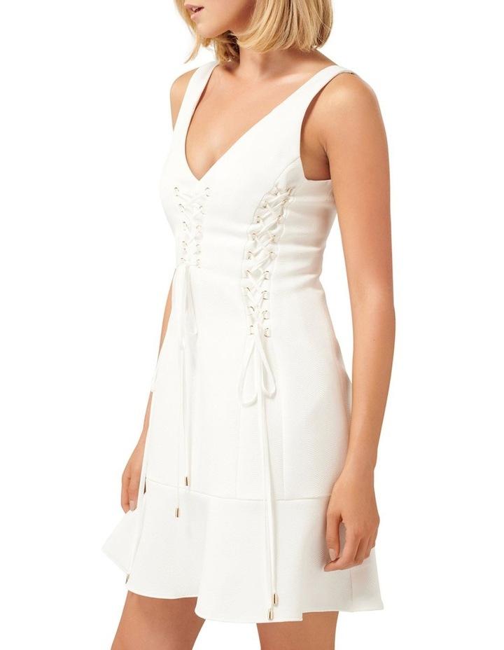 Isabel Lace Up Dress image 3