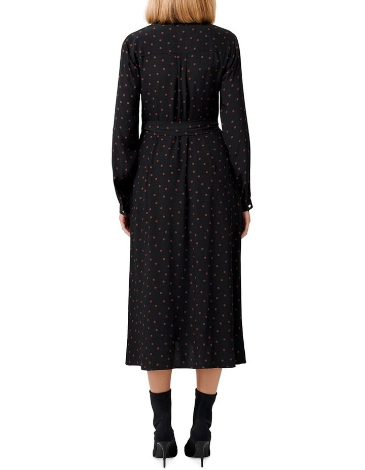 Clover Maxi Shirt Dress image 3