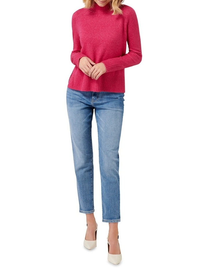 Ruby Stand Neck Essential Jumper image 5