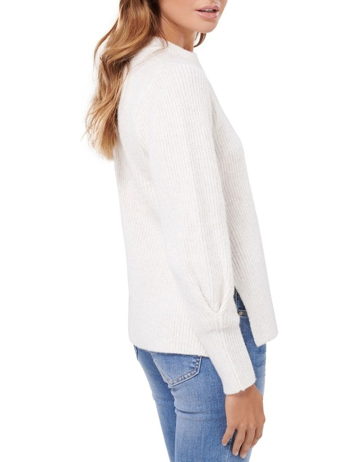 Suri Pleated Blouson Sleeve Jumper image 2