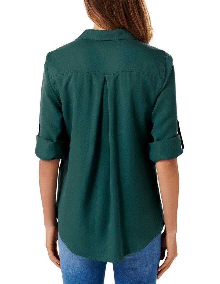 Lola Utility Roll Sleeve Shirt image 3