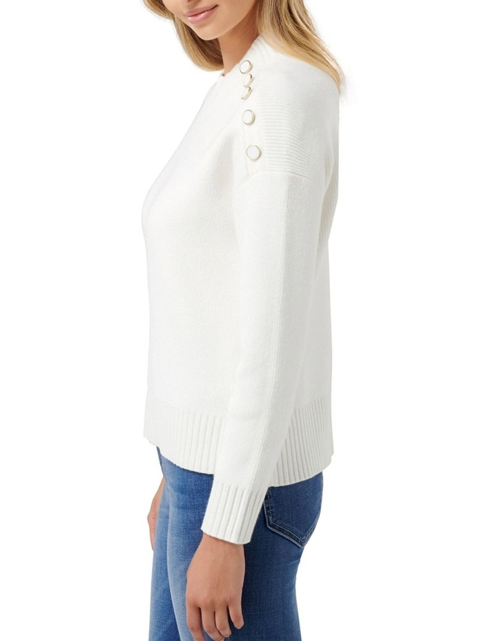 Rhiannon Button Shoulder Jumper image 2