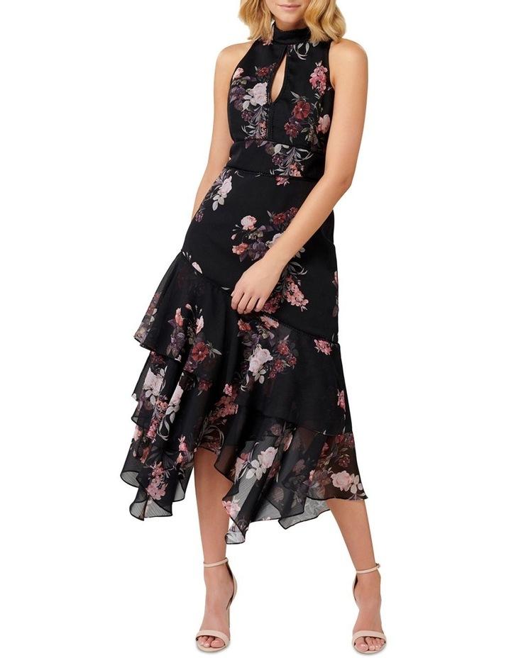 Anastasisa Hanky Hem Dress image 1