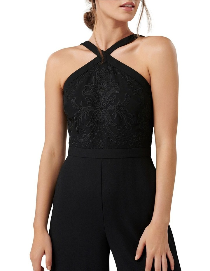 Ally Lace Bodice Jumpsuit image 2