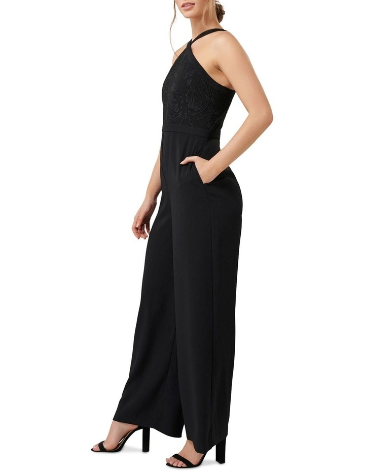 Ally Lace Bodice Jumpsuit image 3