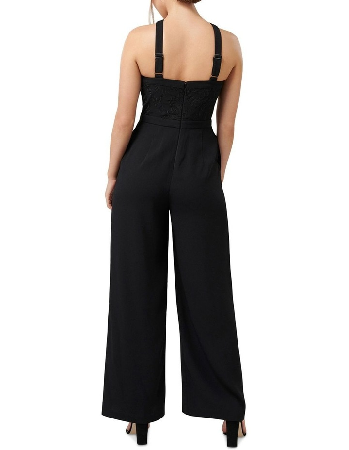 Ally Lace Bodice Jumpsuit image 4