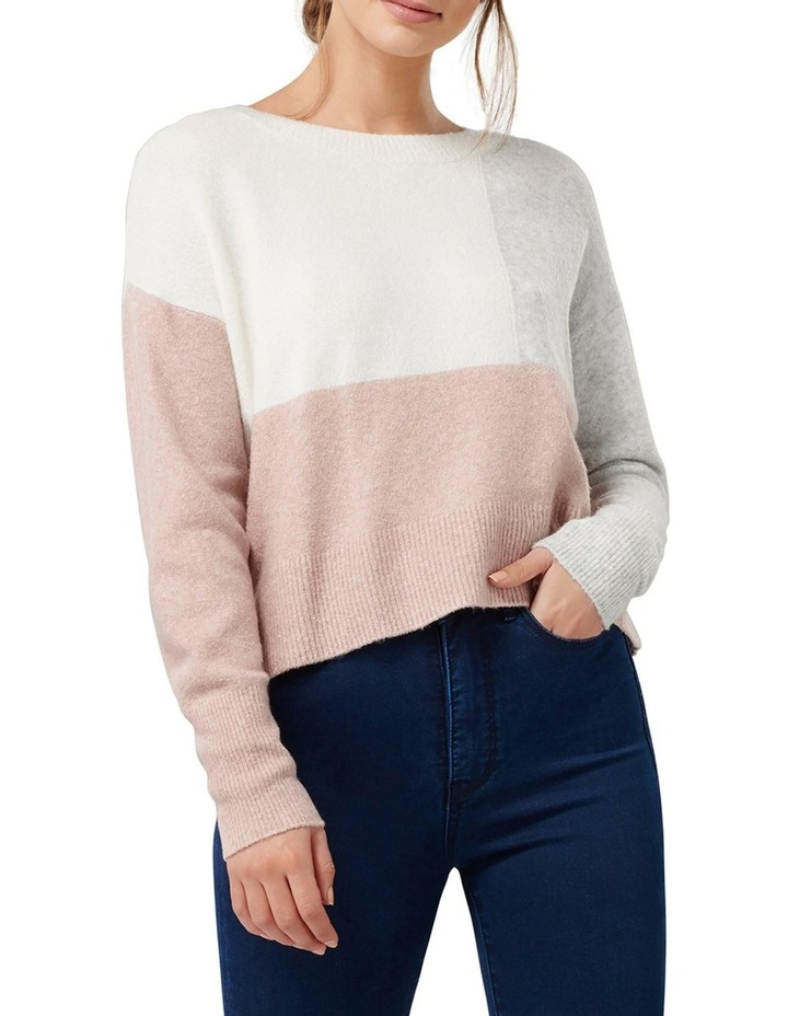 Kelly Colour Block Jumper image 1