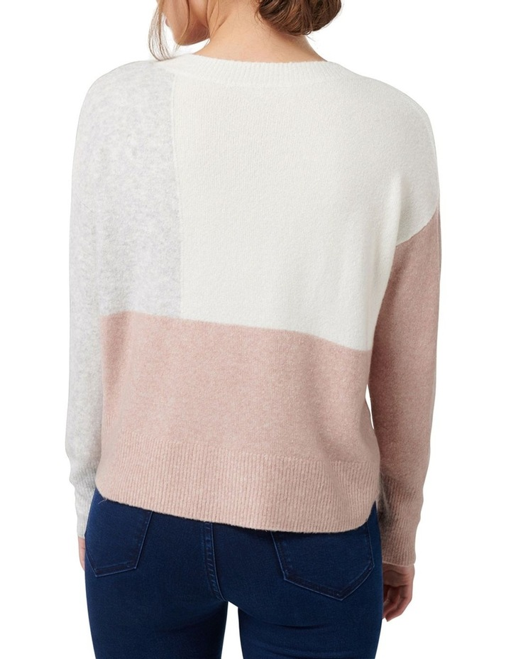 Kelly Colour Block Jumper image 4