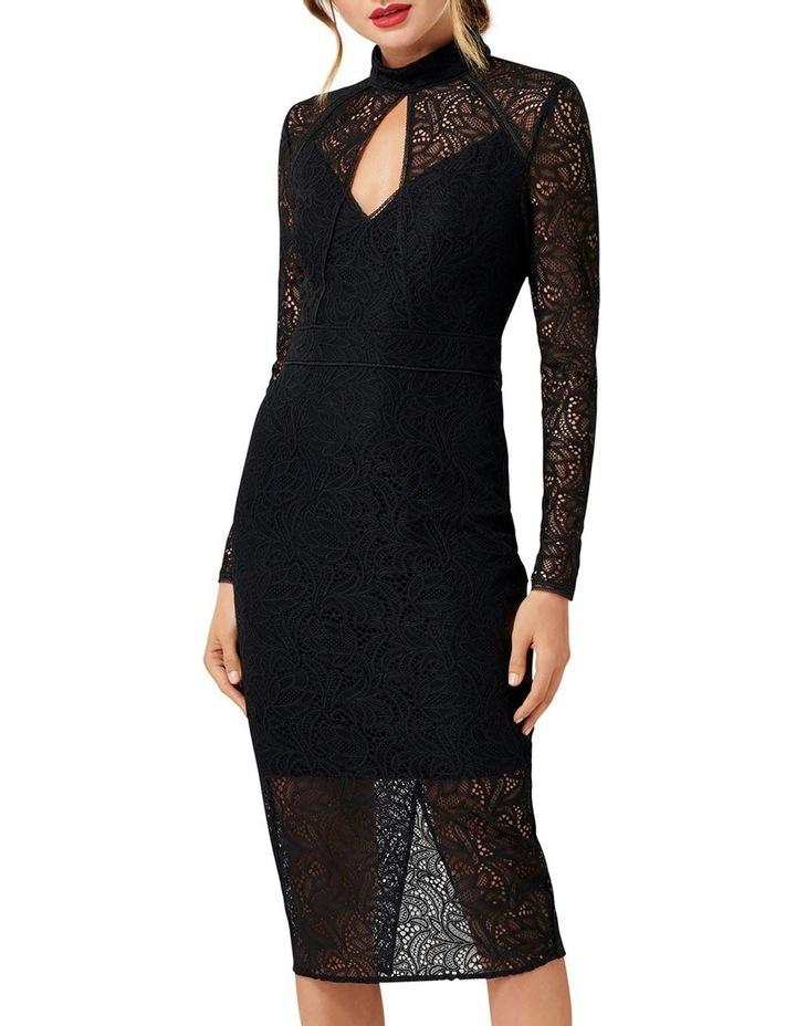 Kim Long Sleeve Lace Dress image 1