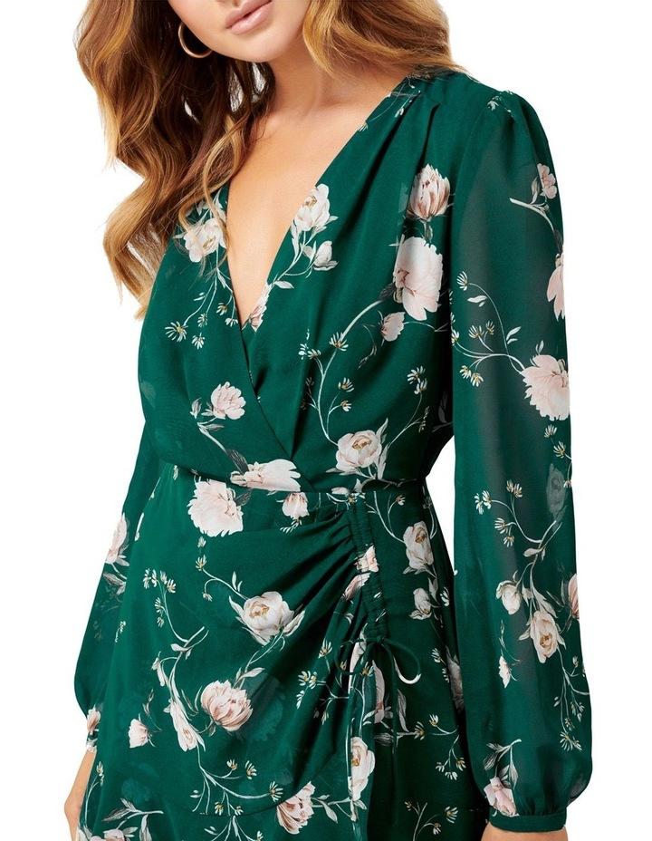 Eleanor Rouched Mini Dress image 2