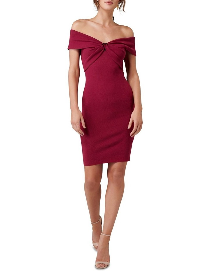 Odette Ring Knitted Dress image 5