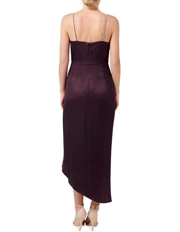 Juliette Trim Cowl Neck Midi Dress image 4
