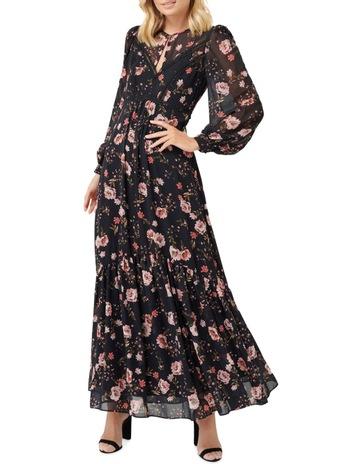 a92c40e547 Forever New Celeste Floral Print Maxi Dress