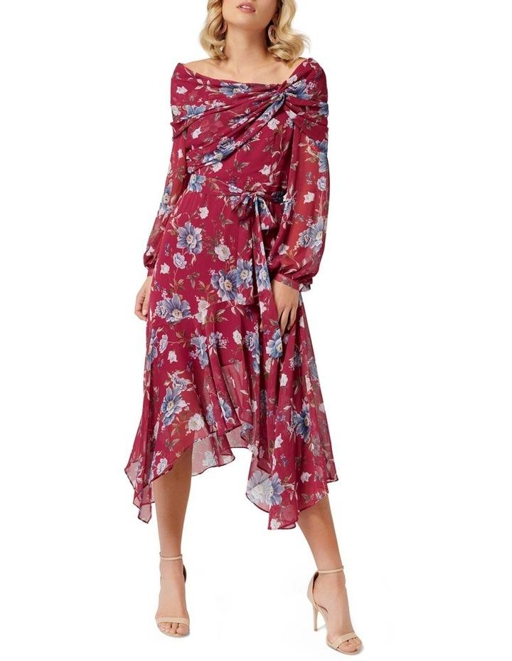 Isla Assym Hem Dress image 1