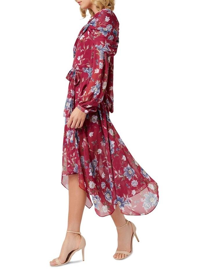 Isla Assym Hem Dress image 3