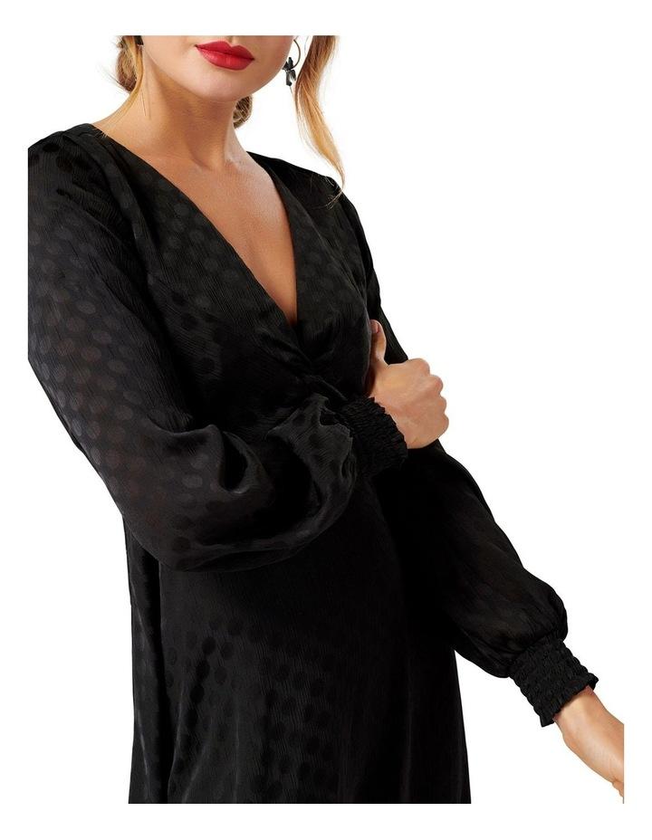 Aneesa Twist Front Mini Dress image 2