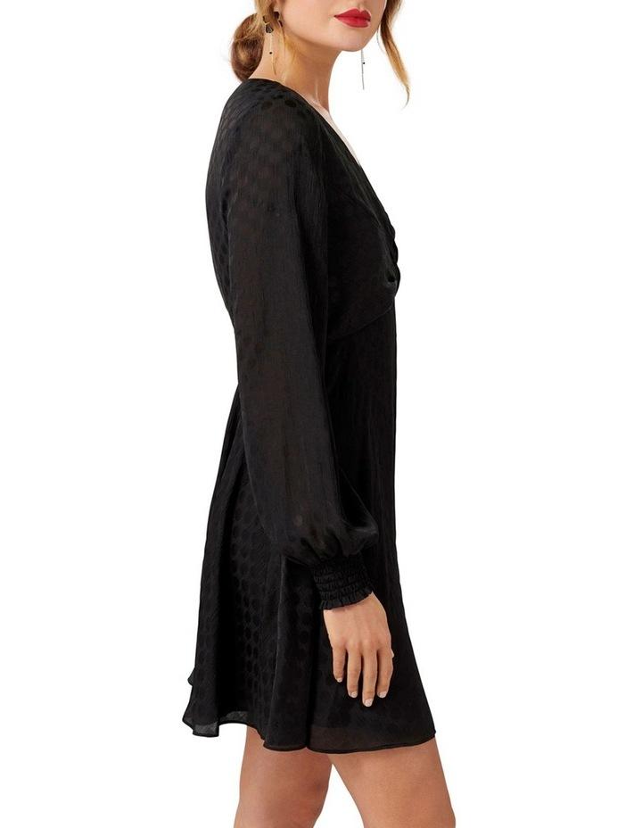Aneesa Twist Front Mini Dress image 3