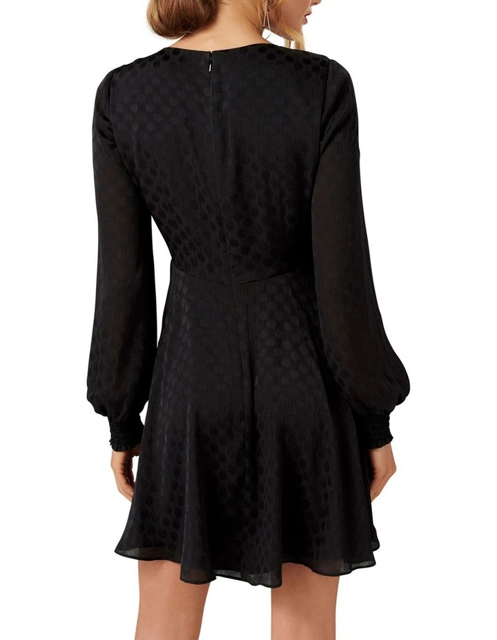 Aneesa Twist Front Mini Dress image 4