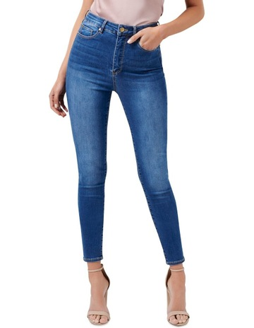 66214734818 Forever New Bella High Rise Sculpting Jeans