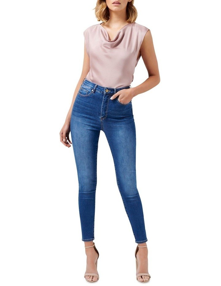 Bella High Rise Sculpting Jeans image 5