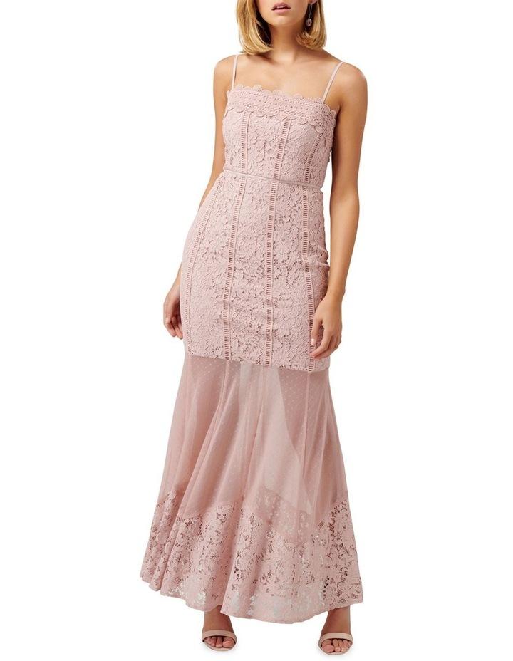 Abigail Lace Fishtail Dress image 1