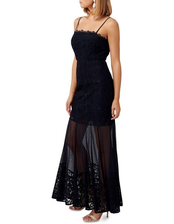 Abigail Lace Fishtail Dress image 3