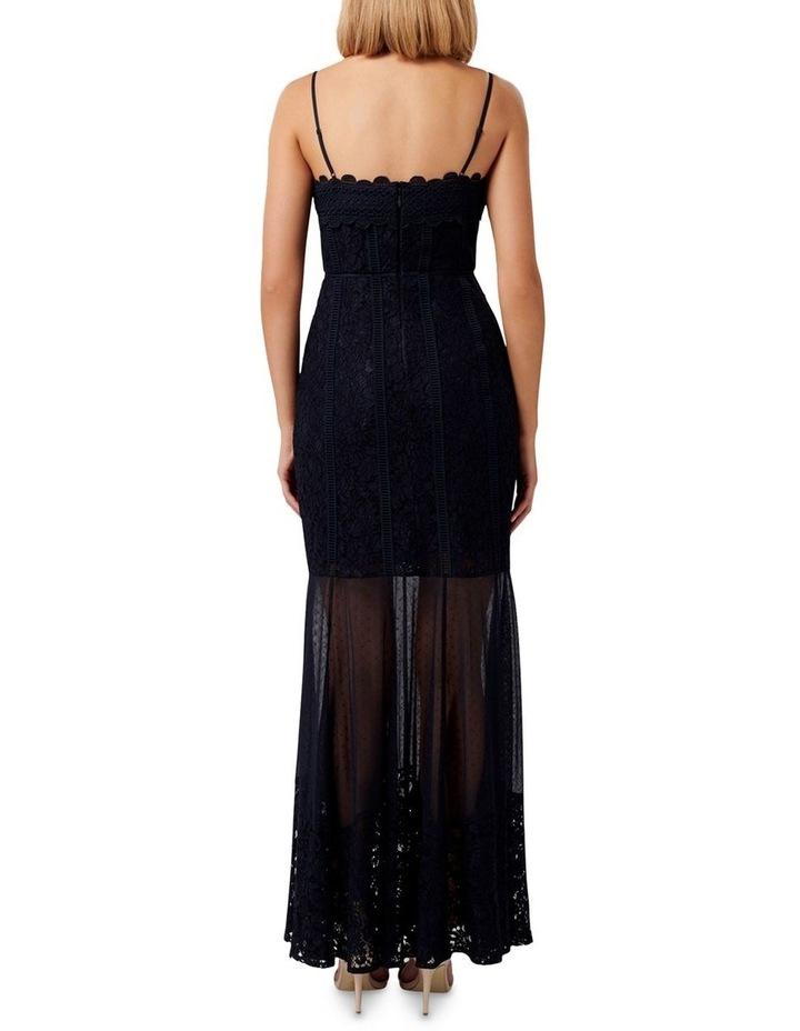 Abigail Lace Fishtail Dress image 4