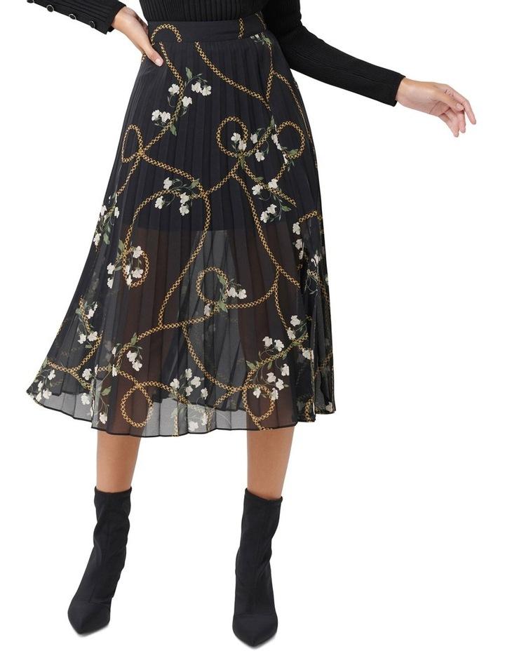 Georgie Pleated Skirt image 1