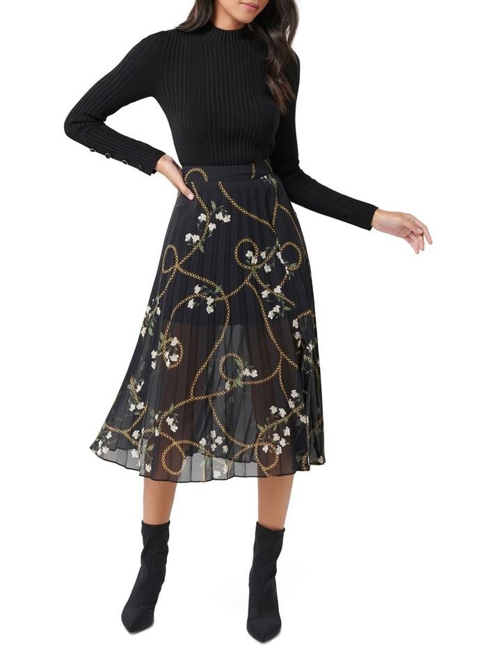 Georgie Pleated Skirt image 4