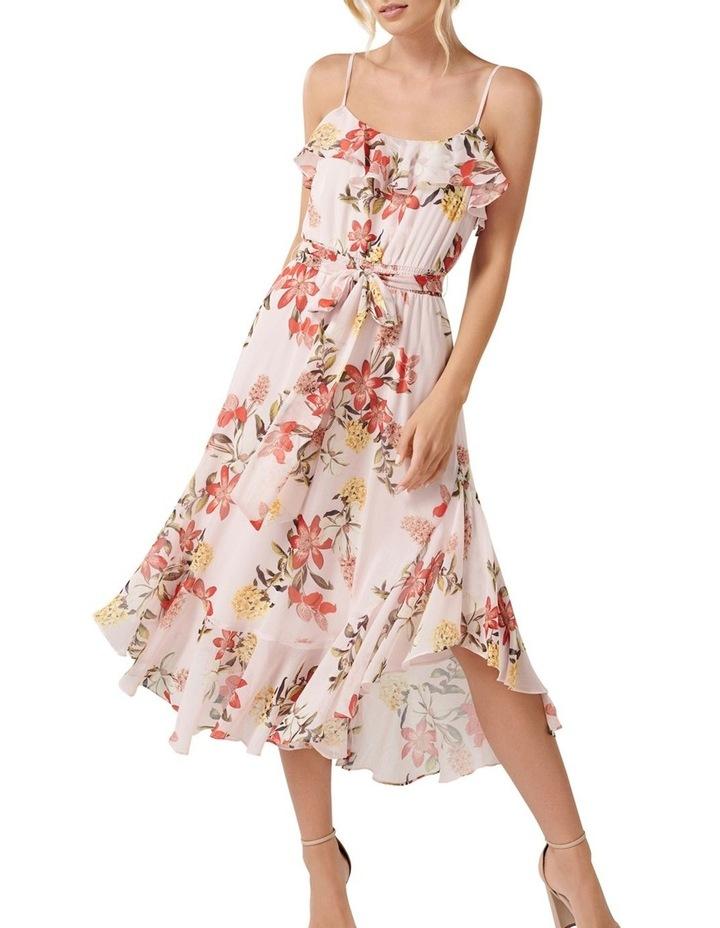 Amy Printed Midi Dress image 2