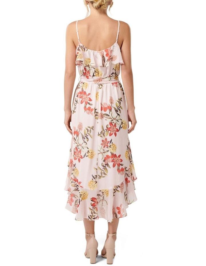 Amy Printed Midi Dress image 4