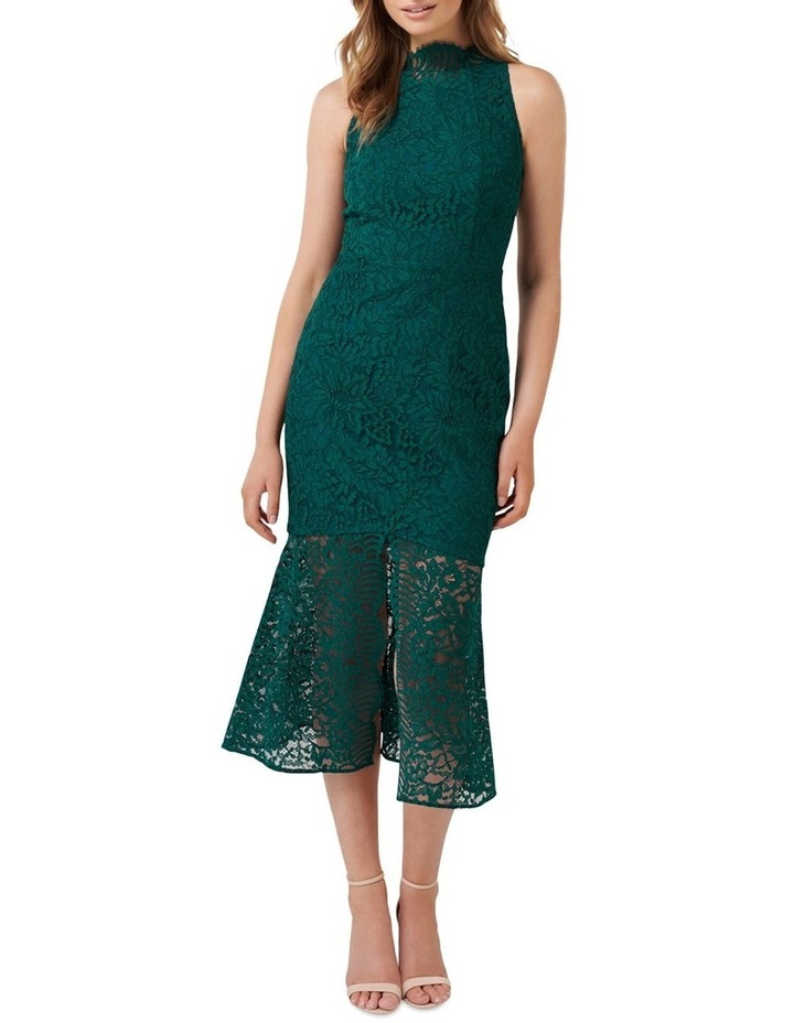 Rikki Lace Fishtail Dress image 1