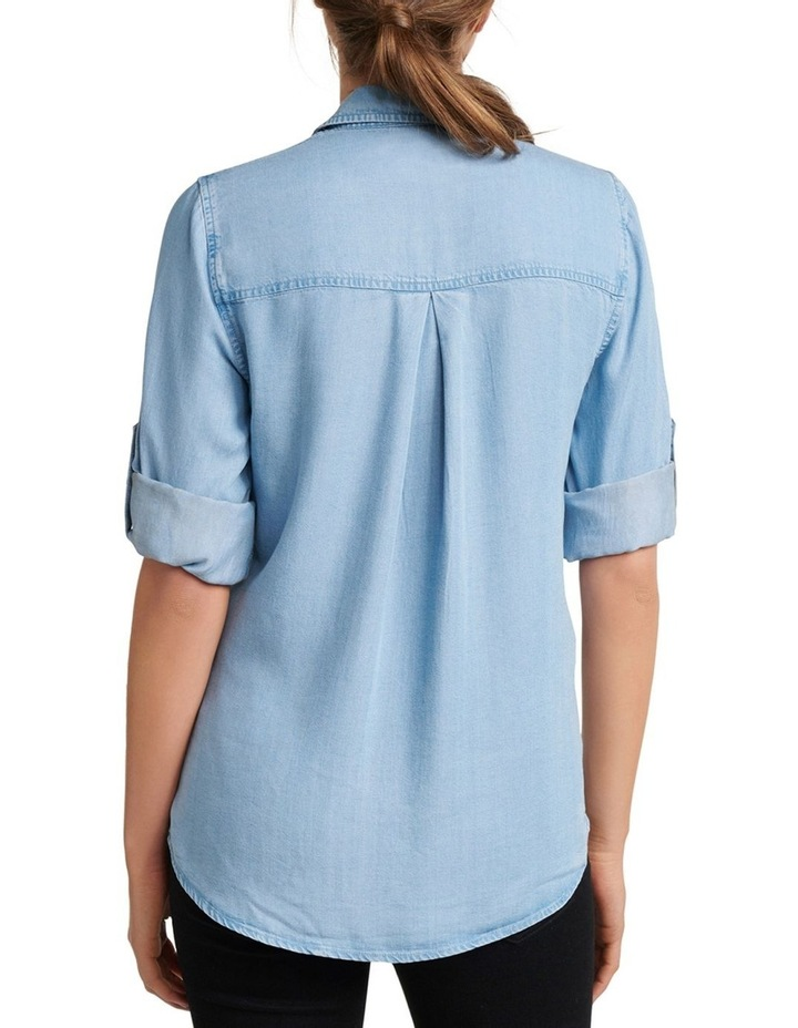 Amy Denim Shirt image 4