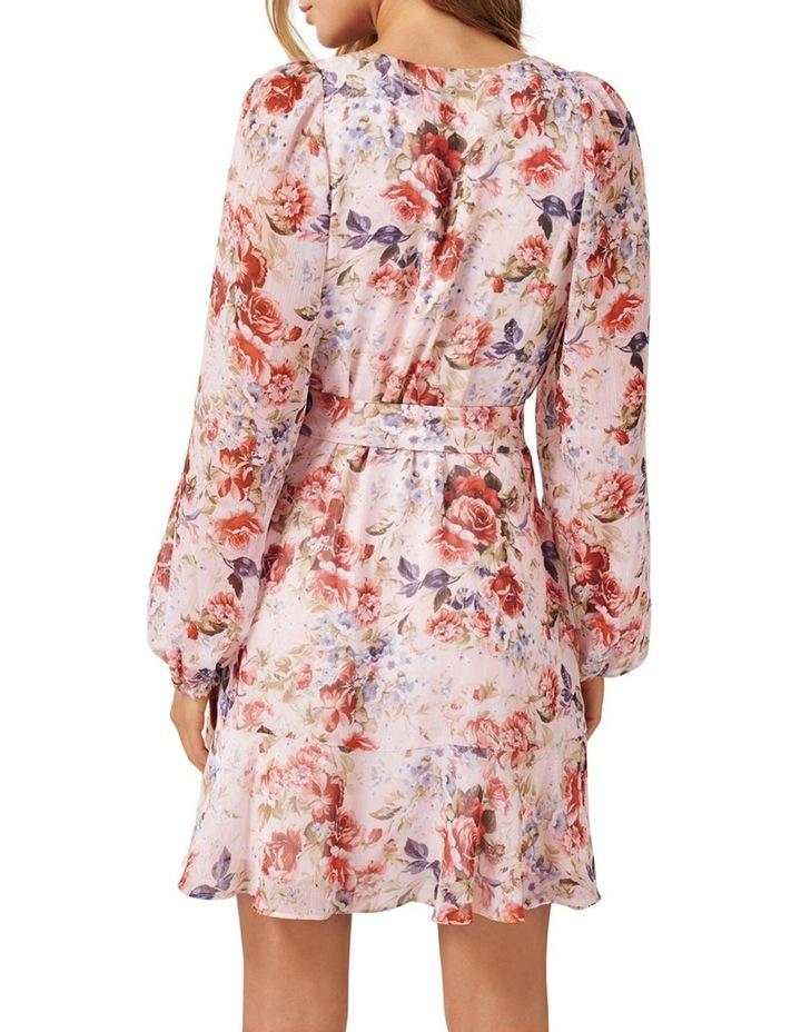 Sophia Wrap Mini Dress image 3