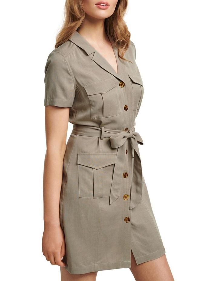 Sofia Utility Mini Dress image 3