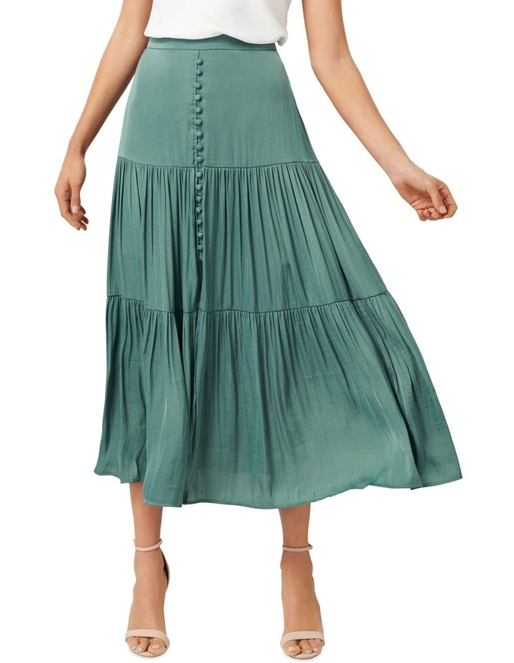 Lillie Tiered Maxi Skirt image 1