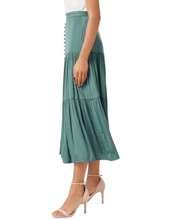 Lillie Tiered Maxi Skirt image 2