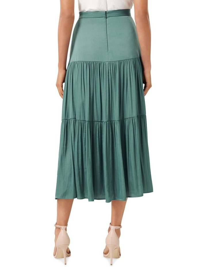 Lillie Tiered Maxi Skirt image 3