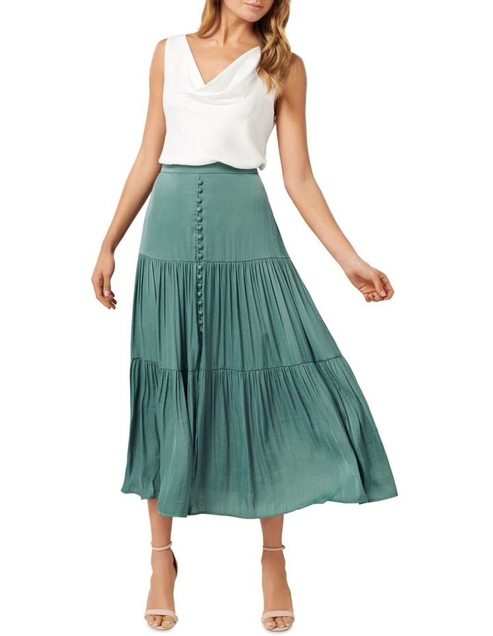 Lillie Tiered Maxi Skirt image 4