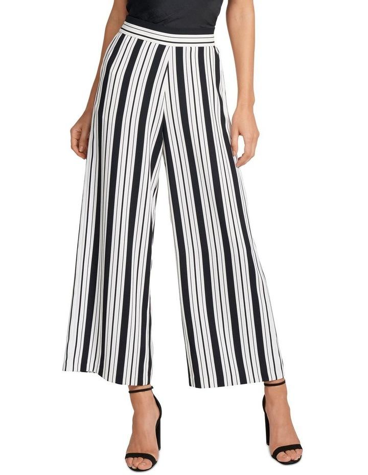Amara Striped Wide Leg Pants image 1