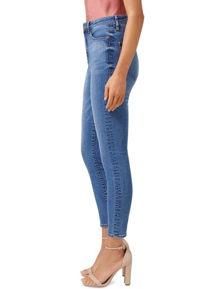 Bella High Rise Sculpting Jeans image 2