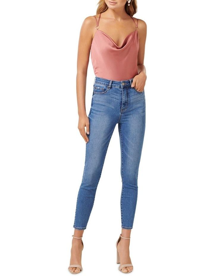 Bella High Rise Sculpting Jeans image 4