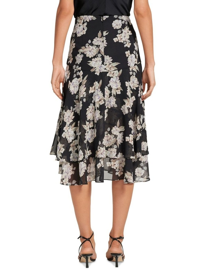 Lara Ruched Layered Skirt image 3