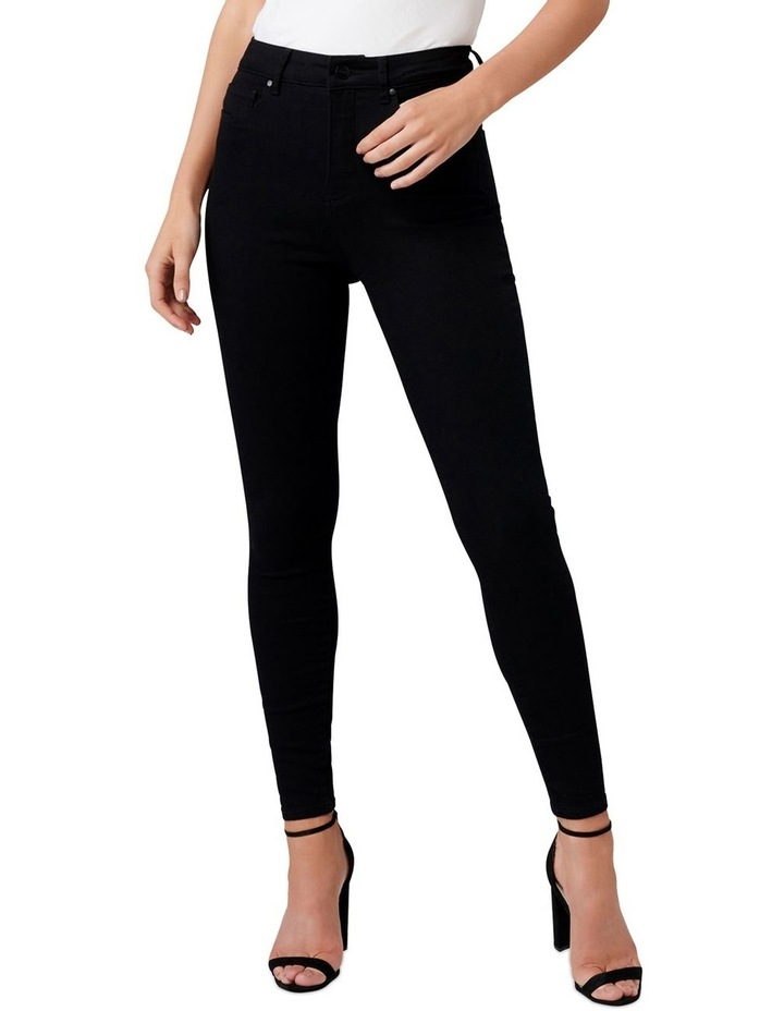 Bella High Rise Sculpting Jeans image 1
