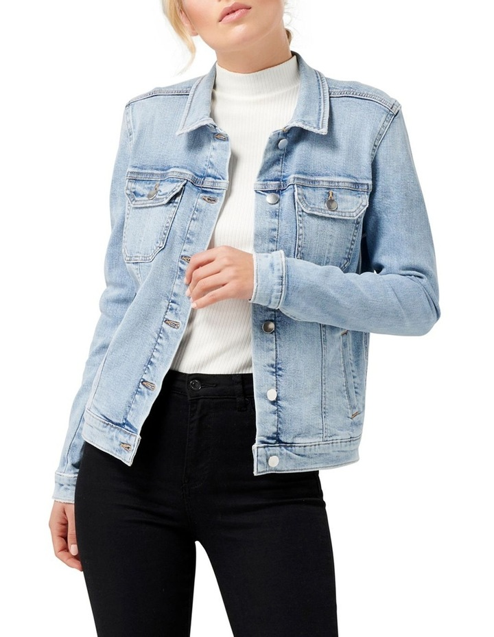 Pippa Denim Jacket image 1