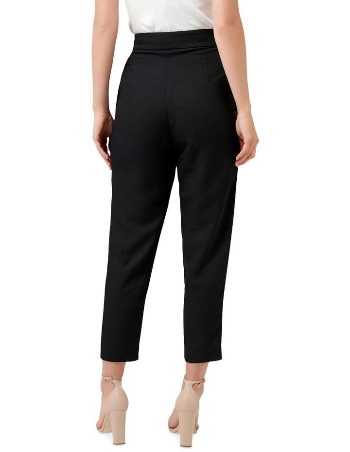 Alayna High Waist Tapered Pants image 3